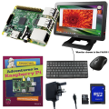 Raspberry Pi Plus Touchscreen Education Bundle