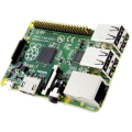 Raspberry Pi B + (Model B Plus) 512MB Single Board Computer