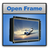 lilliput open frame monitor