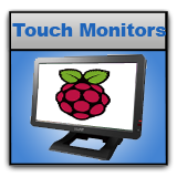 pi -touchscreen monitors