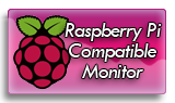Raspberry Pi Compatible Monitor