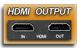 hdmi pass through