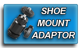 Hot shoe mount adapter