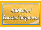 400 candelas brightness